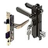 Screen and Storm Door Mortise Latches and Locks