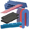 CRL Shims and Setting Blocks - Construction Sealants, Silicone Sealants, Glazing Tapes and Gaskets