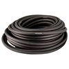 Soft Black Highly Durable Rubber Tubing for Chemical Applications