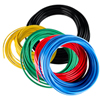Firm Flexible Durable Polyurethane Opaque Tubing for Food and Beverage Applications
