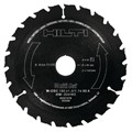 "Hilti SCB W/W-CSC 7-1/4"" x T24 PTL Pressure Treated and Wet Lumber High Performance Circular Saw Blades - 290209 - Pack of 10"