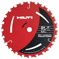 "Hilti DS-BF High Performance Circular Saw Blades- PTL - 7 1/4"" Diameter  x  5/8"" Arbor with UDM - Teeth 24 - Kerf 0.071  -  3445957"