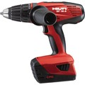 Hilti SF 18-A CPC Drill Driver - 3497776 - with Soft Tool Bag