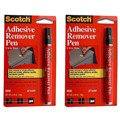 3M Scotch Sticker & Marker Remover Pen - Pack of 2