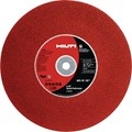 "Hilti AC-D UP Metal Deck Cutting Disc for Gas Saw  - 12"" Diameter - 1"" Arbor - 436719 - 10 pack"