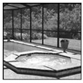 "Pool, Porch and Patio Fiberglass Screen Cloth - 84"" X 100'"