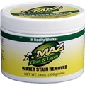 A-Maz Water Stain Remover - 14 Oz Jar and Scrub Pad