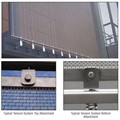 CRL Architectural Wire Cloth System