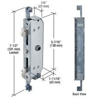 Patio Door Hardware Patio Door Locks Mortise Locks E2192