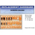 CRL Screen Door Replacement Hardware Display for California, Arizona, Nevada