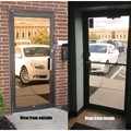"Mirrored Bronze Privacy Window Film, 12"" x 100 ft."
