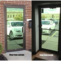 "Mirrored Green Privacy Window Film, 12"" x 100 ft."