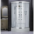 DreamLine SHJC-2140406-01 NIAGARA Jetted & Steam Shower, Chrome Finish