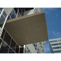 CRL Custom Brushed Bronze Premier Series Canopy Panel System