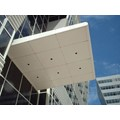 CRL Custom Bone White Premier Series Canopy Panel System