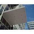 CRL Custom Champagne Metallic Premier Series Canopy Panel System