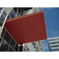 CRL Custom Newlar Painted Premier Series Canopy Panel System