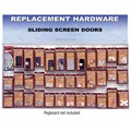 CRL Screen Door Replacement Hardware Display