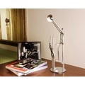 "Entree Energy Efficient LED Desk Lamp or Nightstand Lamp - 12"" Tall"