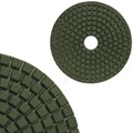 "Super Premium 4"" (3.0 mm) Wet 50 Grit Flexible Polishing Pad"