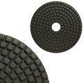 "Super Premium 5"" (3.0 mm) Wet 50 Grit Flexible Polishing Pad"