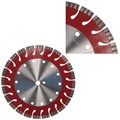 "Multi-Purpose Laser Welded 14"" Super Turbo 15mm Segment Rim Blade"