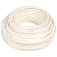 Hard High-Pressure Semi-Clear White Nylon Tubing for Air and