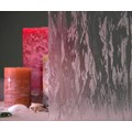 "Clear Feathered Privacy Window Film 36"" Wide x 1yd. Sold by the yard as one continuous roll."