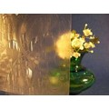 "Clear Etched Grapes Privacy Window Film 36"" Wide x 1yd. Sold by the yard as one continuous roll."