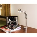 "Iris Energy Efficient LED Desk Lamp or Nightstand Lamp - 15-3/4"" Tall"