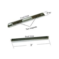 Shower Door Replacement Magnet | FSDMC1